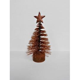 Vánoční stromeček hnědý