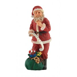 Santa s pytlem dárků