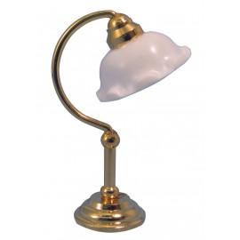 Stolní lampa, nefunkční
