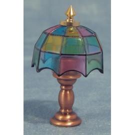 Tiffany lampa, nefunkční