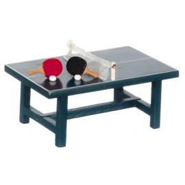Pinpongový stůl, 2 rakety a 2 míčky