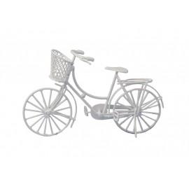 Bílé dámské kolo