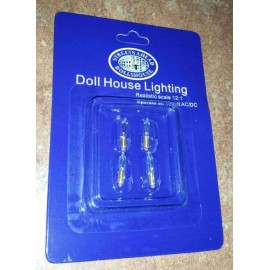 Balíček 4 náhradních svíčkových žárovek