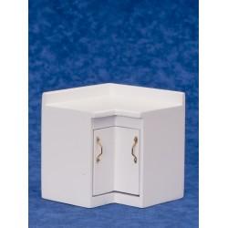 Kuchyňská rohová skříňka