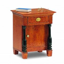 Noční stolek ve stylu Biedermeier
