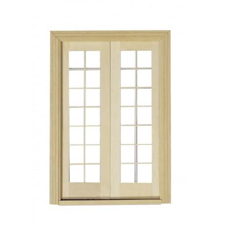Francouzské dveře