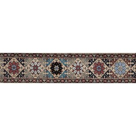 Schodišťový koberec Blue 5 x 50cm