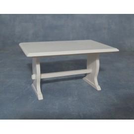 Kuchyňský stůl, bílý