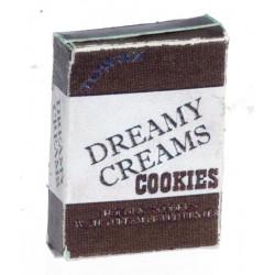 Sušenky v krabici