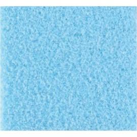 Samolepící koberec světle modrý