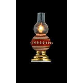 Olejová lampa stolní, 12V