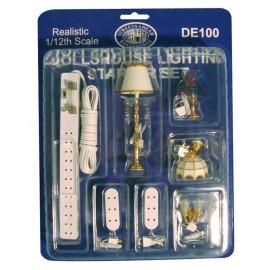 Starovací sada pro osvětlení