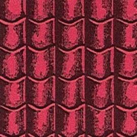 Červené střešní tašky