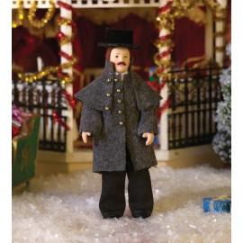 Pán v zimníku