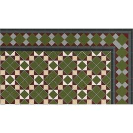 Dlažba mozaika