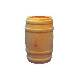 Dřevěný barel malý, bez povrchové úpravy