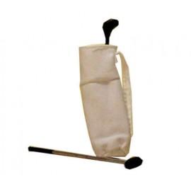 Golfové hole a taška
