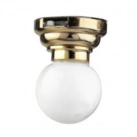 LED stropní lampa, bateriové