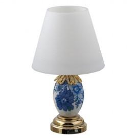 LED stolní lampa, bateriové