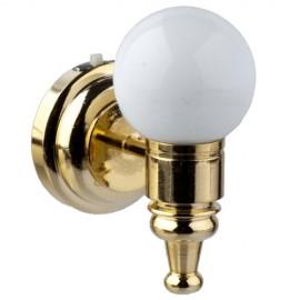 LED nástěnná lampa, bateriové