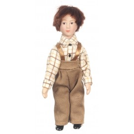Figurka viktoriánský chlapec