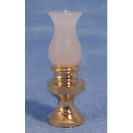 Olejová lampa, nefunkční