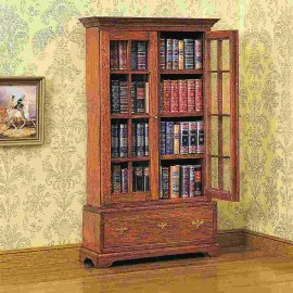 Knihovna Chippendale