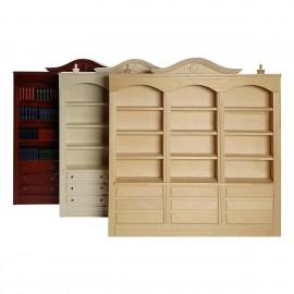 Velká knihovna - regály do obchodu