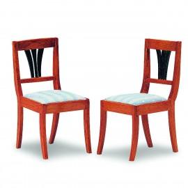 Dvě židle ve stylu Biedermeier
