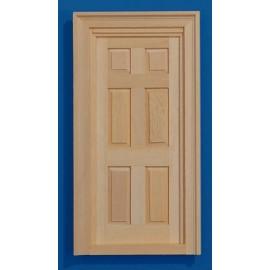 Interiérové dveře včetně rámu, dřevěné