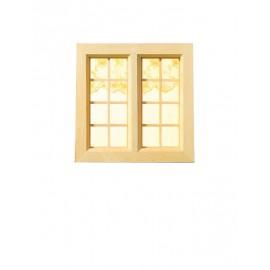 Velké okno venkovské