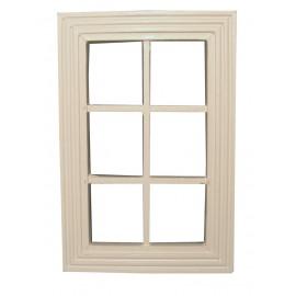 Okno bílé