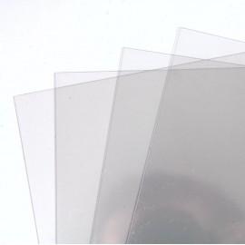 Okenní plastová folie, A4