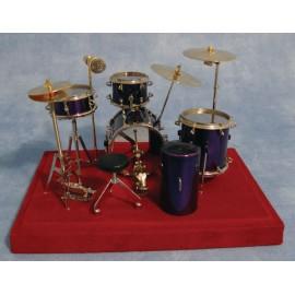 Luxusní bicí souprava
