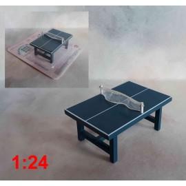 Ping-pongový stůl 1:24