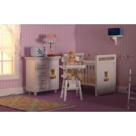 Dětský pokoj set, 3ks (bez příslušenství)
