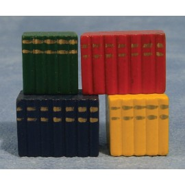 Knihy, 4 štosy