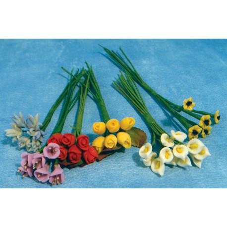 Květinové pugety, dle výběru