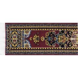 Turecký běhoun Red 4 x 22.5cm