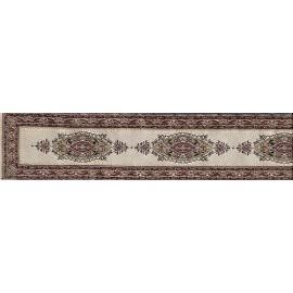 Schodišťový koberec Beige 5 x 50cm