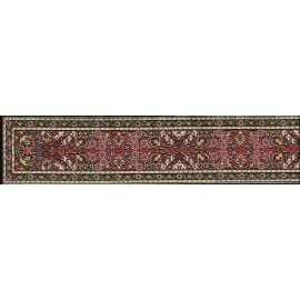 Schodišťový koberec Red 5 x 50cm