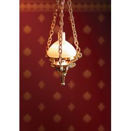 Závěsná olejová lampa