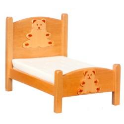 Dětská postel s medvědem